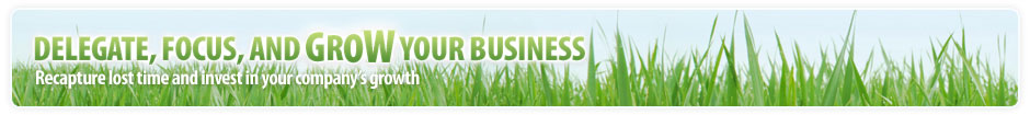 Delegate, Focus, and GROW Your Business
